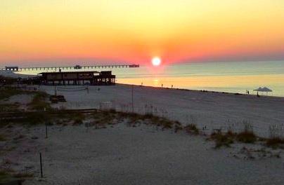 Gulf Shores coast AL