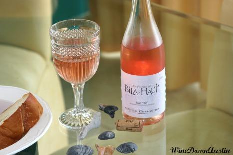Bila-Haut wine