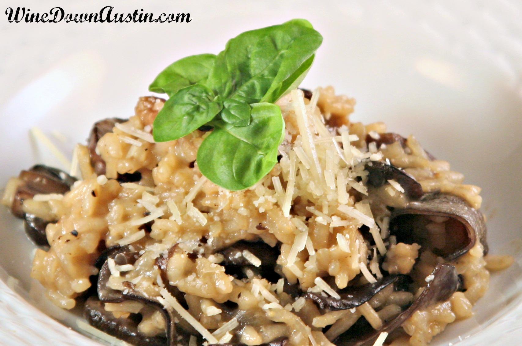 wild mushroom couscous wild mushroom grits wild mushroom and spinach ...