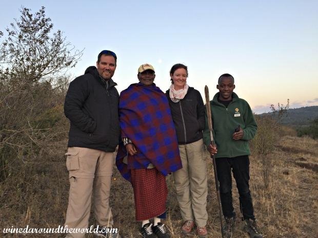 Maasai Guide